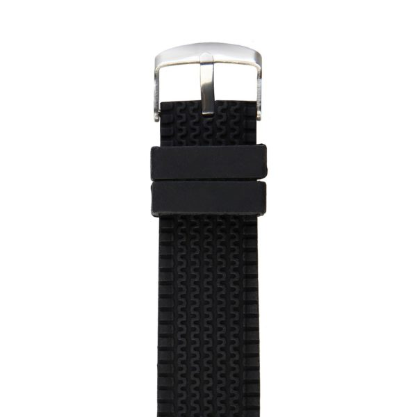 Sparco Jackie Black and Red Watch Picture4: The sporty Jackie watch from Sparco accompanies you in your everyday life by providing an inimitable racing touch to your look. This model from Sparco is designed to complement differing outfits from sportswear to casual wear. The sporty design with a durable black strap is sure to impress.