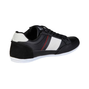 Sparco Shoes Cordoba Black Casual Sneakers Picture10: Designed for casual street durability and performance, Sparco Cordoba Black Shoes is what you'd expect in a Sport and Casual Sneakers. Unique style with increased comfort; quality materials that is suitable for smart and sporty man.