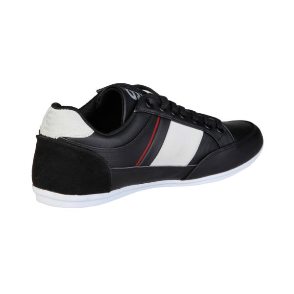 Sparco Shoes Cordoba Black Casual Sneakers Picture4: Designed for casual street durability and performance, Sparco Cordoba Black Shoes is what you'd expect in a Sport and Casual Sneakers. Unique style with increased comfort; quality materials that is suitable for smart and sporty man.