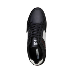 Sparco Shoes Cordoba Black Casual Sneakers Picture11: Designed for casual street durability and performance, Sparco Cordoba Black Shoes is what you'd expect in a Sport and Casual Sneakers. Unique style with increased comfort; quality materials that is suitable for smart and sporty man.