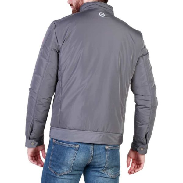 Sparco Berwick Grey Jacket Picture2: Stay warm this winter with Sparco collection of jackets for men, a great looking jacket for casual and sporty wear. Berwick jacket from Sparco will become a new wardrobe essential for you every winter, it creates a stylish and sporty look to any outfit.