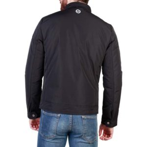 Sparco Berwick Black Jacket Picture5: Stay warm this winter with Sparco collection of jackets for men, a great looking jacket for casual and sporty wear. Berwick jacket from Sparco will become a new wardrobe essential for you every winter, it creates a stylish and sporty look to any outfit.