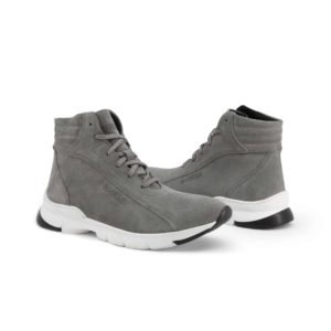 Sparco Monza-Lesmo Grey Shoes Sneakers in Suede Picture8: Designed for ultimate street durability and performance, Sparco Monza Grey Shoes is what you'd expect in a competition driving shoes. That is why these shoes/boots feature a high-quality sole for maximum pedal feel and control. Comfortable shoes/boots that can be used for everyday car and motorbike driving, touring, racing, karting and even sim racing.