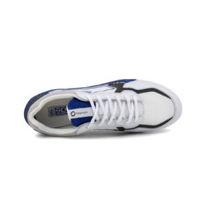 Sparco SP-F7 White/Blue Shoes Sneakers Picture9: Designed for ultimate street durability and performance, Sparco SP-F7 White/Blue Shoes is what you'd expect in a competition driving shoes. That is why these shoes/boots feature a thin sole for maximum pedal feel and control. The sole continues up the heel's back to provide a smooth and stable pivoting point for heel-toe shifting. Comfortable shoes/boots that can be used for everyday car and motorbike driving, touring, racing, karting and even sim racing.