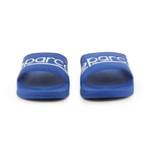 Sparco Slippers Fortaleza Blue Flip Flops Picture8: Sparco Fortaleza Blue Flip Flops can be used casually and will be a perfect companion as you go about your busy life or during sports/racing events.