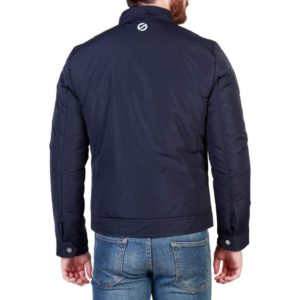 Sparco Berwick Blue Jacket Picture7: Stay warm this winter with Sparco collection of jackets for men, a great looking jacket for casual and sporty wear. Berwick jacket from Sparco will become a new wardrobe essential for you every winter, it creates a stylish and sporty look to any outfit.