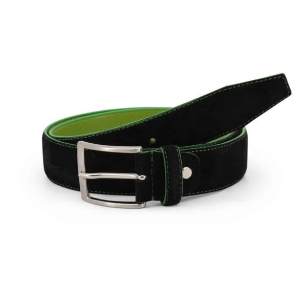 Sparco Derby Black Belt in Suede Picture1: Sparco Derby Black Belt in Suede marked with Sparco logo. Brilliant for casual outings and perfect companion as you go about your busy life or during sports and racing events.