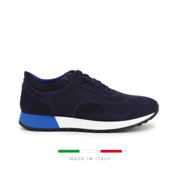 Sparco Imola-Run Blue Shoes Sneakers in Suede Picture1: Designed for ultimate street durability and performance, Sparco Imola Blue Shoes is what you'd expect in a competition driving shoes. These shoes feature a high-quality sole for leisure/casual use and would make great driving shoes. Comfortable and can be used for everyday car and motorbike driving, touring, racing, karting and even sim racing.