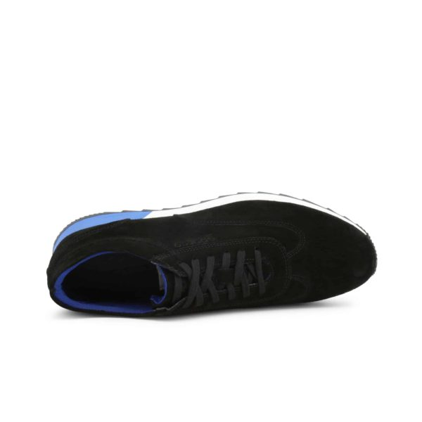 Sparco Imola-Run Black Shoes Sneakers in Suede Picture4: Designed for ultimate street durability and performance, Sparco Imola Black Shoes is what you'd expect in a competition driving shoes. These shoes feature a high-quality sole for leisure/casual use and would make great driving shoes. Comfortable and can be used for everyday car and motorbike driving, touring, racing, karting and even sim racing.