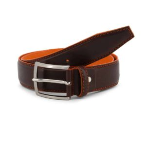 Sparco Woking Brown Belt in Leather Picture2: Sparco Woking Brown Belt in Leather marked with Sparco logo. Brilliant for casual outings and perfect companion as you go about your busy life or during sports and racing events.