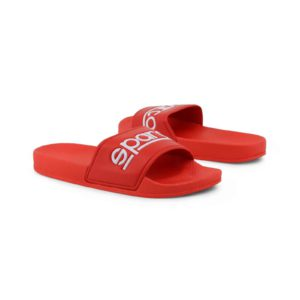 Sparco Slippers Fortaleza Red Flip Flops Picture7: Sparco Fortaleza Red Flip Flops can be used casually and will be a perfect companion as you go about your busy life or during sports/racing events.