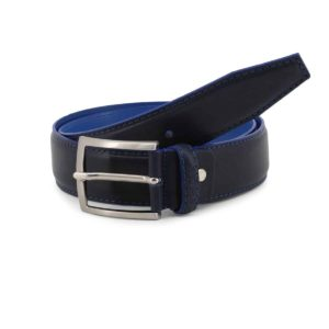 Sparco Woking Blue Belt in Leather Picture2: Sparco Woking Blue Belt in Leather marked with Sparco logo. Brilliant for casual outings and perfect companion as you go about your busy life or during sports and racing events.