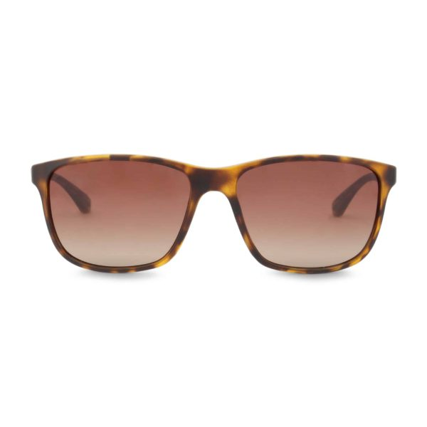 Sparco Race Havana Brown Sunglasses Picture1: Sparco Race Brown Sunglasses are light, stylish, sporty and made in Italy by Sparco, a true piece of racing fashion. It comes with polarised lenses to protect your eyes. Sparco sunglasses are simple and trendy that can complete every outfit from sporty look to everyday glamorous style.