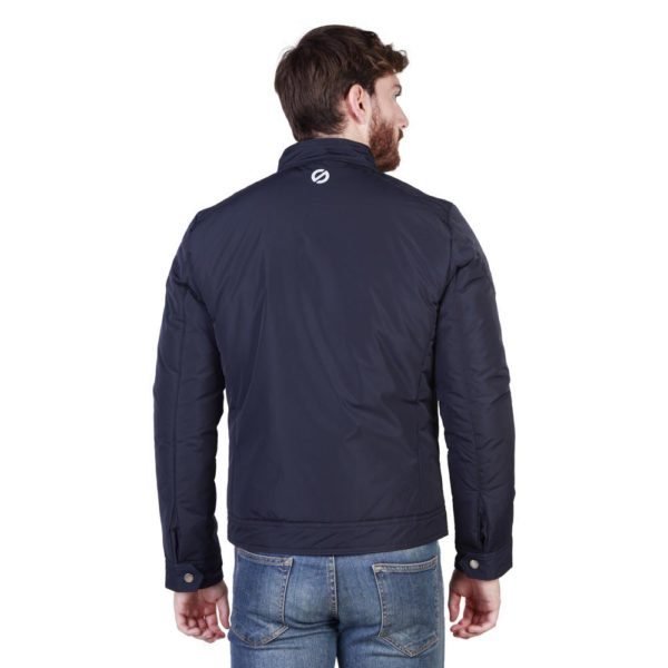 Sparco Berwick Blue Jacket Picture3: Stay warm this winter with Sparco collection of jackets for men, a great looking jacket for casual and sporty wear. Berwick jacket from Sparco will become a new wardrobe essential for you every winter, it creates a stylish and sporty look to any outfit.